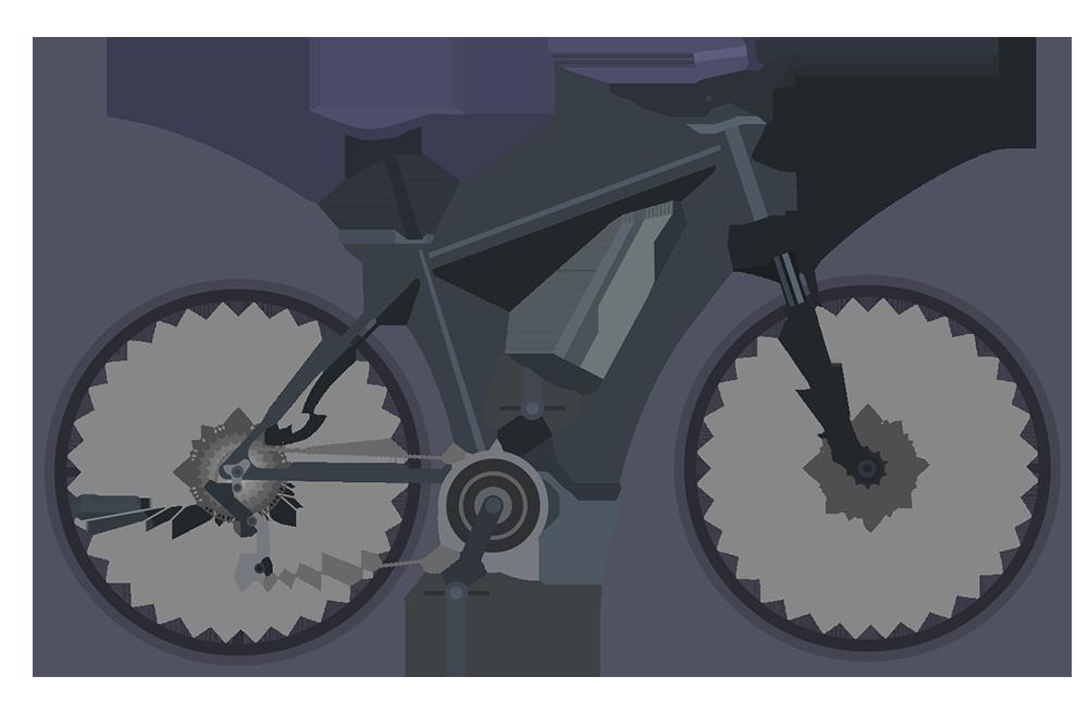 Mein Gazelle E-Bike